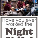 Night shift on NBC