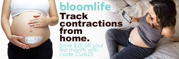 save on a bloomlife monitor