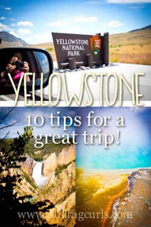Yellowstone with your family can be a great time! Here are 10 tips, tricks, and hacks to make your vacation with the gysers, moose, bison and traffic jams the best ever!