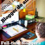 Blogger time management / lifestyle / ideas / tips / wahm / work at home