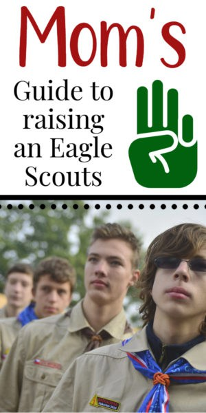 raising an Eagle Scout