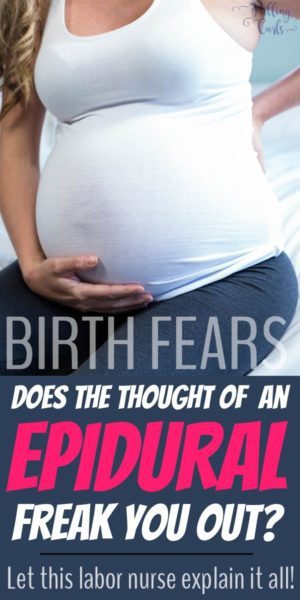 epidurals in labor