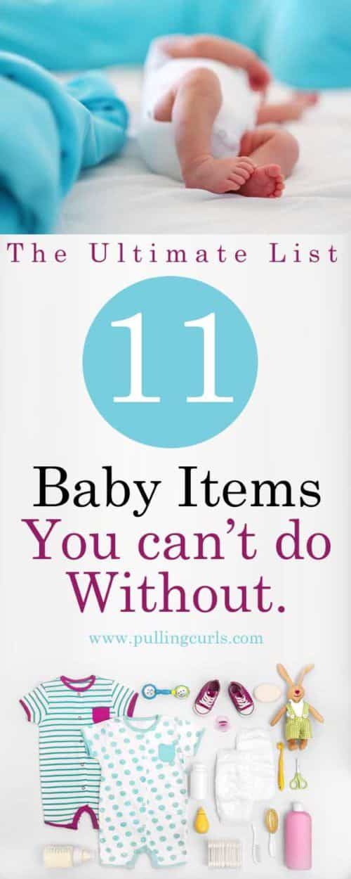 what your baby needs / diapers / onsies / blankets / newborn / nursery / pregnancy