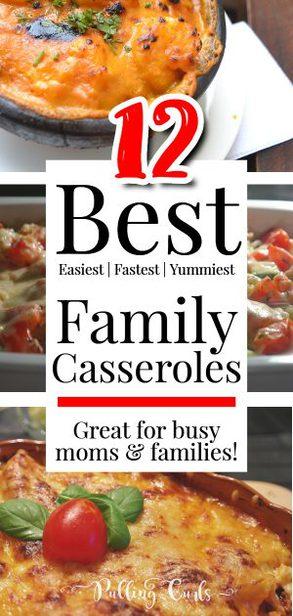 Family Casseroles