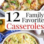Best Casseroles: Best for busy families