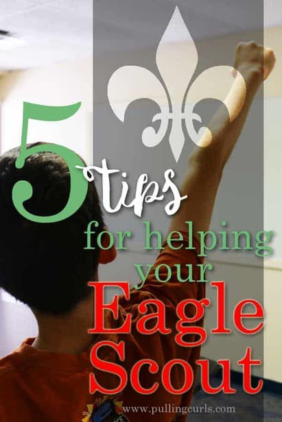 Mom's guide to Eagle Scouts