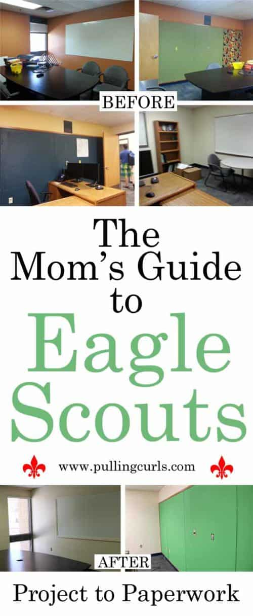 Eagle Scout Project / parenting /scouting