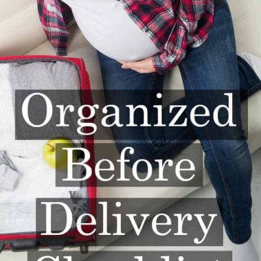 Getting Organized before delivery will put your nesting heart at ease. Find out the TOP things to organize before your baby comes! Recipes / children /organization / tips / ideas / free printable