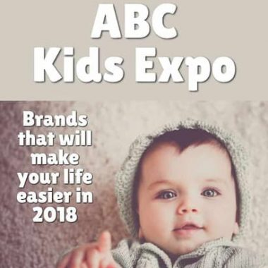 ABC KIds expo / swadoo / travel tray / Gosili / Kepi / lugbug / EZWipes / popyum / NogginStick / babo crush