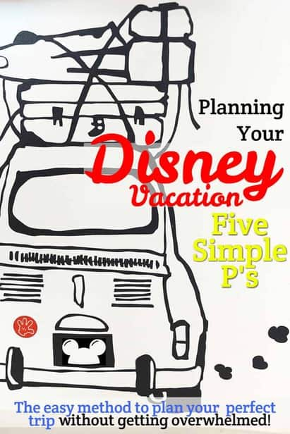 Disneyland Trip Planning: 5 Steps to your big vacation!