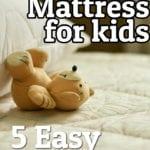 Kids Mattress: 5 Little Monkeys Bed Review & Coupon Code!