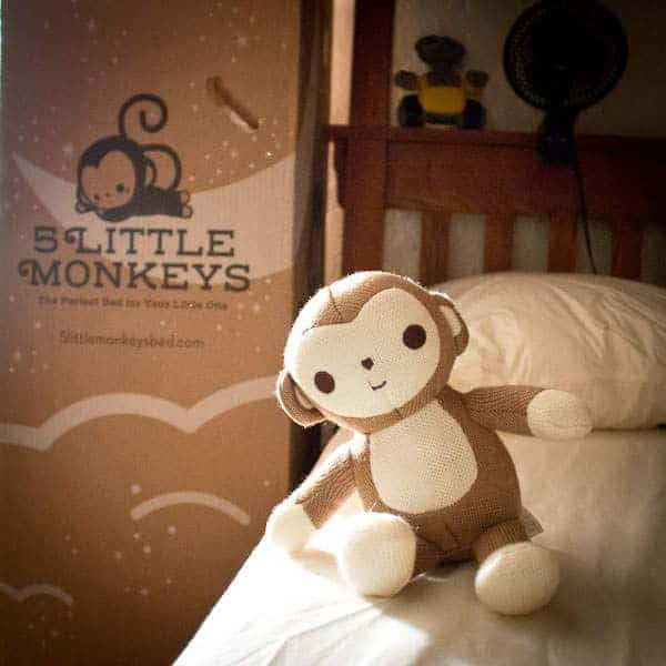 five little monkeys bed discount code