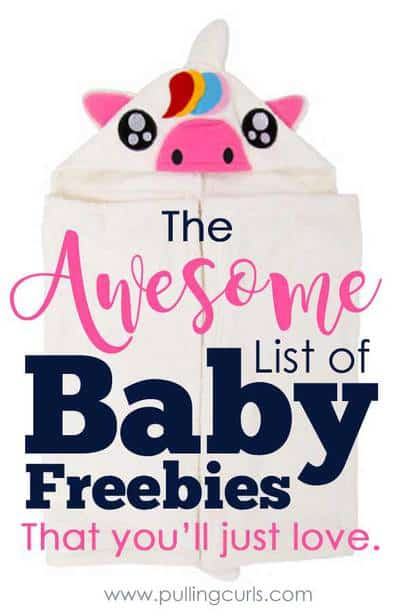 free baby stuff for expecting mothers