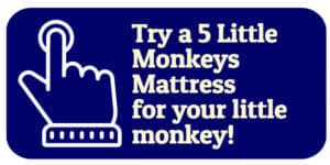 review of 5 little monkeys mattress