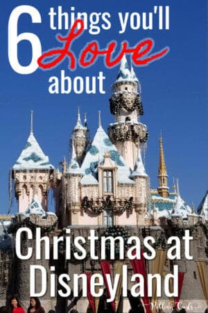Chirstmas at Disneyland Tips!