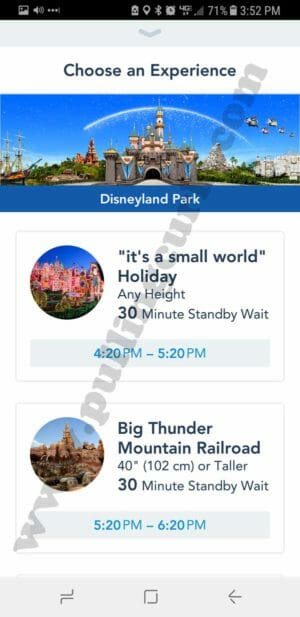 How to use Disneyland Maxpass