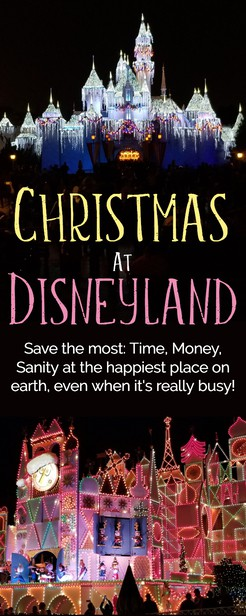 Christmas at Disneyland is amazing!  This page is going to share when it is, tips, where to get the best price on tickets, and what rides change.  It was honestly, one of our family's best memories. #Christmas #Disneyland #DisneylandChristmas #disney #Familytravel #Travel #disneytrip #disneytips #DisneyChristmas via @pullingcurls