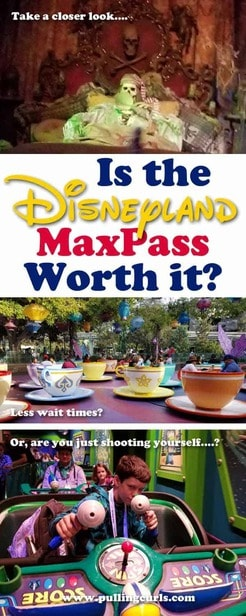 Is the Disneyland MaxPass worth it? In this post I show you how it works, who I think it's best for and how to get your money's worth!