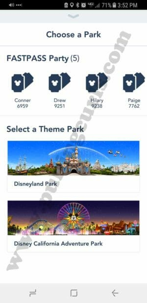 How does Disneyland Maxpass Work