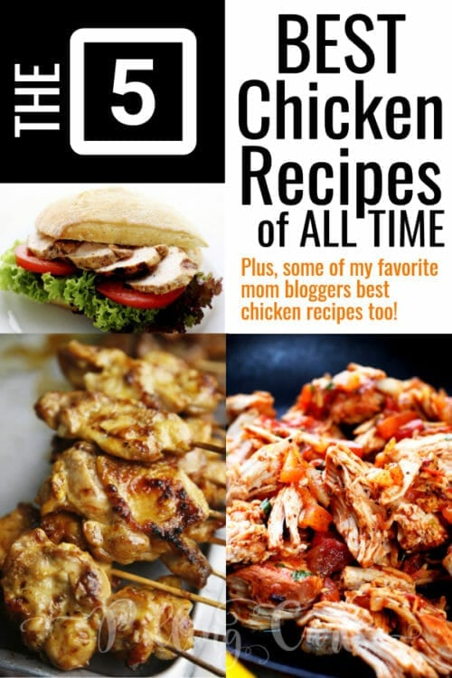Chicken recipe for dinner fast tasty healthy family meals forumfinder Choice Image