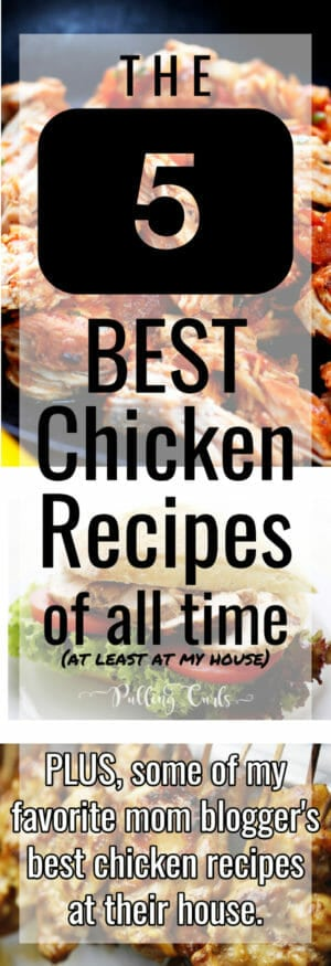 Chicken Recipe for Dinner - let me help you find something tasty FAST!