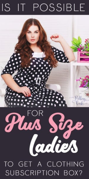 Plus size clothing rentals