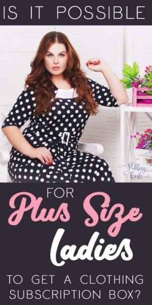Plus size clothing rentals