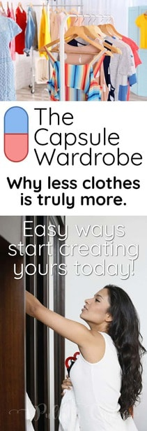 minimalist Wardrobe / creating the capsule wardrobe that makes getting dressed SO easy! via @pullingcurls