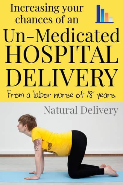 Natural hospital delivery