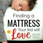 Best Kids Mattress: What to look for in the BEST mattress for kids & toddlers