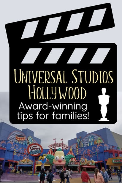These BEST practices for Universal studios Hollywood will have your family LOVING your day there!