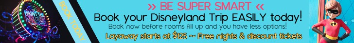 Disneyland Hotel Packages