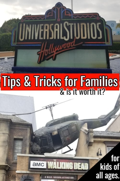 Universal Studios Tips & tricks 2018