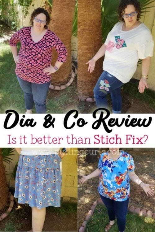 Dia vs Stitch Fix