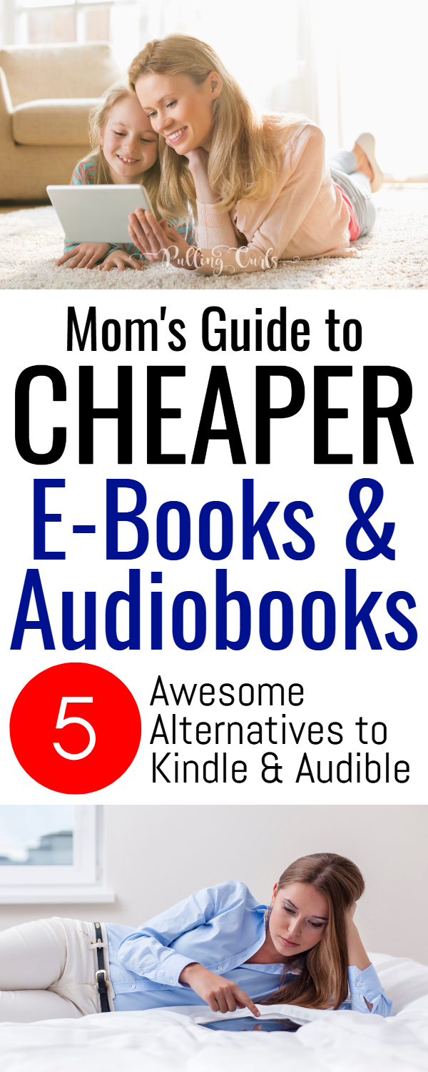 Looking to save some money, but still enjoy your audio and ebooks -- look no further #audiobooks #kindle #ebooks #savemoney