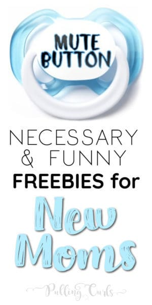 new mom freebies