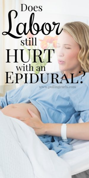 pain with epidural