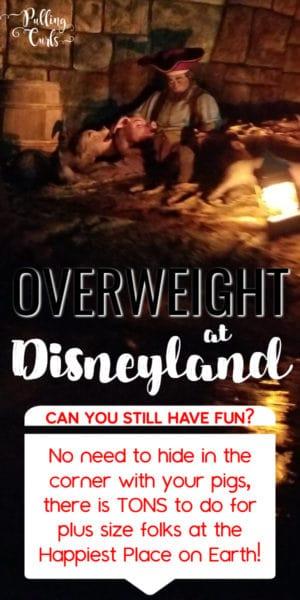 plus sized at Disneyland