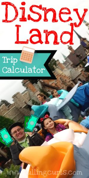 How much does a DIsneyland trip cost?