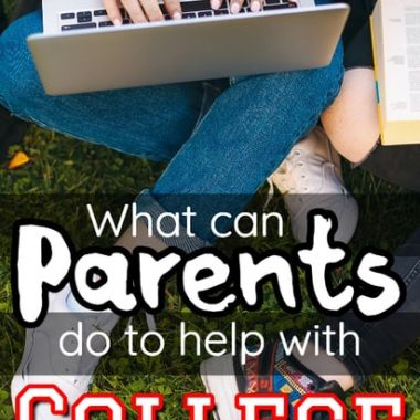 Parents and College Admissions