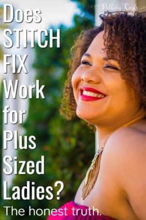 Stitch fix plus size review 2018
