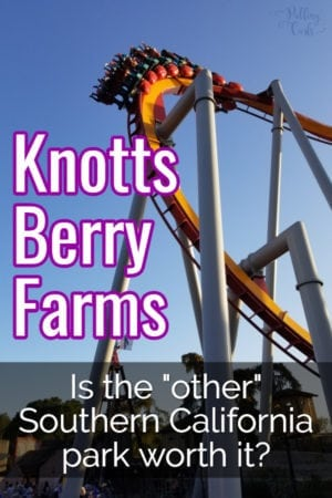 Rides at Knotts Berry Farms