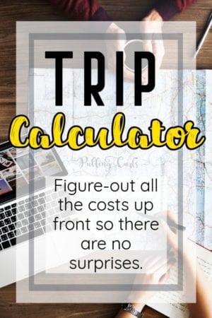 Trip calculator