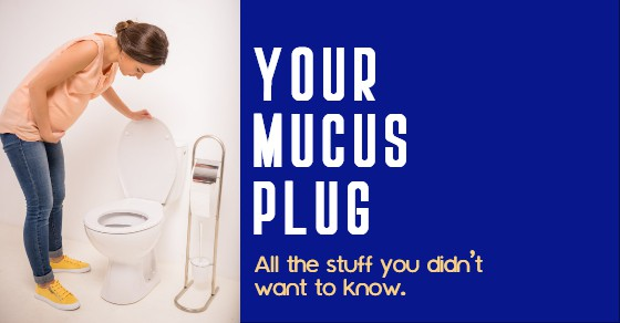 Losing your Mucus Plug -- what's it mean?