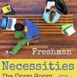 Dorm Room Checklist:  The essential dorm room checklist for college Freshman pdf