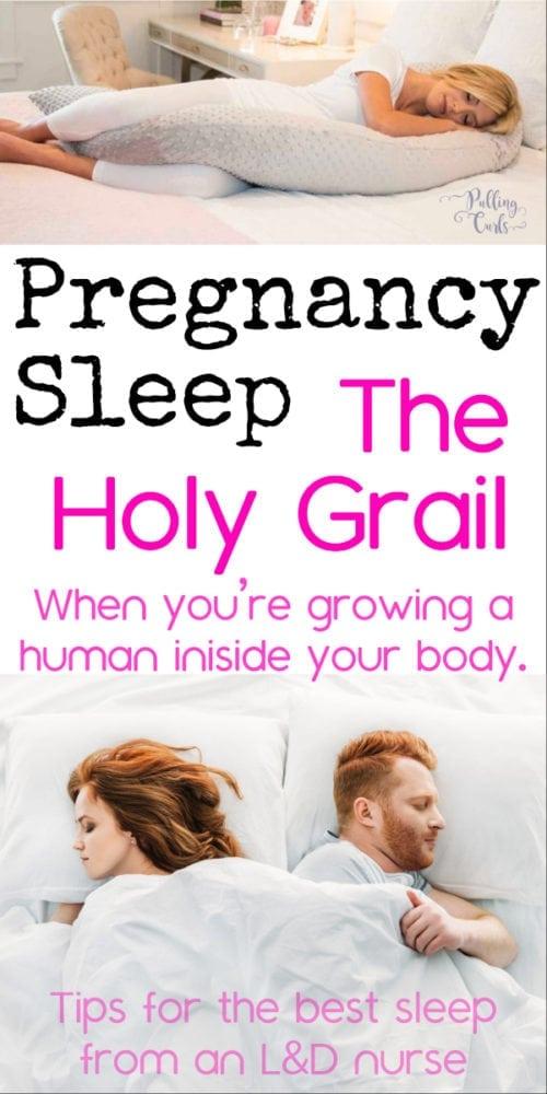 shoudl I nap while pregnant