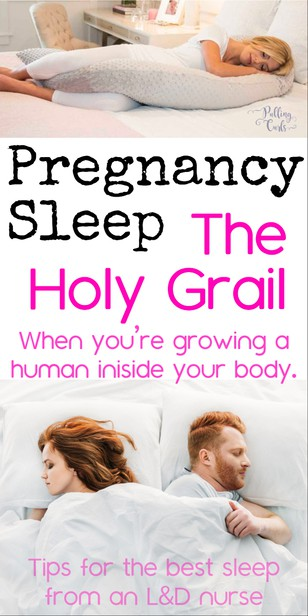 Sleep during pregnancy seems to come either super easily, or hard -- depending on what trimester you are in.  We're going to talk sleep aids if you're having trouble getting pregnancy sleep and even if naps are OK.
