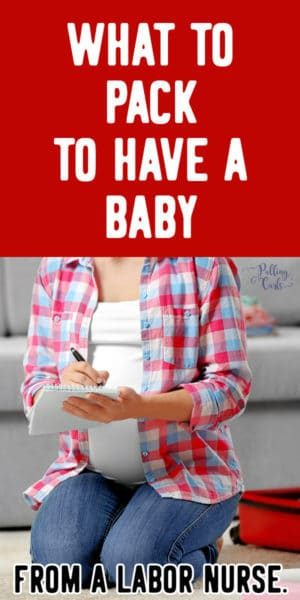 What To Pack In Your Hospital Bag Your Labor Delivery Checklist