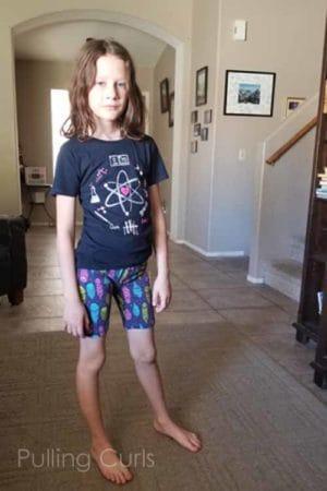 Customized kids clothing subscription box