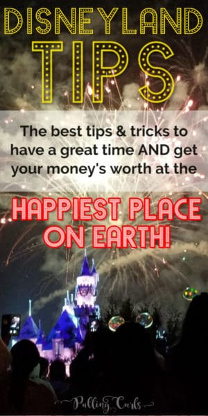 Disneyland tips will help you have a great day with your family!  This post gives a few secret tips and insider tricks to enjoy the day at Disneyland!